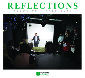 Cover of Reflections Magazine, Fall 2019 Issue